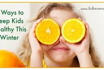 Booster le système immunitaire des enfants naturellement