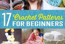 Crochet begginers