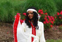 Ethio Beauty: Traditional Wear
