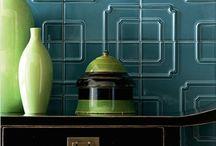 Tiles / by Romona Sandon Designs