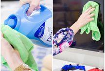 Pour nettoyer poussière et autres
