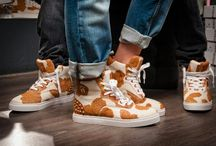 joazpalm sneakers / Hi top fashion