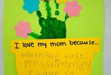 Kids crafts - Mother's Day