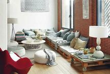 family/living room/den / by Emily Eigel