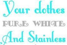 Whiter washing