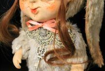 Куклы от Сапонжи Натальи