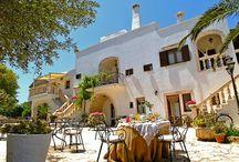 Masseria Salinola, Puglia / Mediterranean boutique hotel in Ostuni, Puglia: http://www.italytraveller.com/en/z/masseria-salinola #ItalyTraveller
