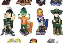 NCAA College Basketball National Championship Mascot Series