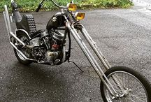 Panhead Choppers