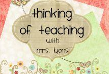 Teaching blogs / by Kris Stoner
