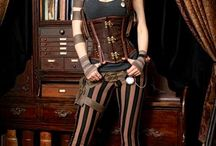 Steampunk and Shit / Steampunk fashion and inventions. But mostly, fashion.