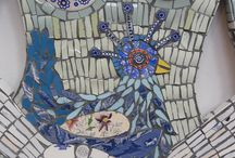Mosaics - my fave artists & their art