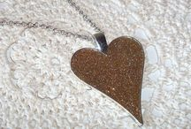 Glitter Necklaces