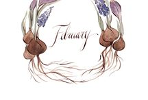 Hello! Months of the year