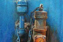 Aquarelle :: Angus McEwan