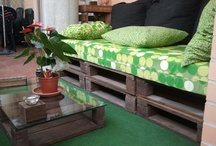 Pallet / Manualidades; DIY, Palet, chill-out