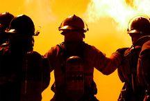 Firefighter / by Gregory Van Dyke