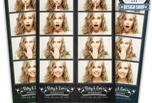 Photobooth Template Background