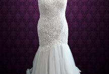 Grey Wedding Dresses