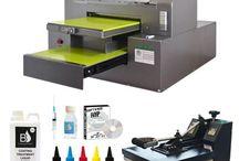 JUAL Printer DTG A3