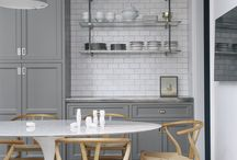 Kjøkken / Inspirasjon og ideer for flotte kjøkken i ulike stiler og størrelser