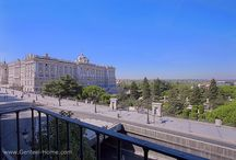 Luxury apartments with amazing views / Discover some exceptional apartments which offer amazing views from the cities where they are located. In Genteel-Home we have apartments with views in Seville, Madrid, Granada and Cadiz.