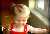 Addi is going to be really grumpy with Mummy! / Hairstyles to try