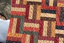 Mary Quilting