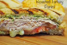 Panini Recipes / by Laura Swinson