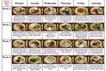 Healthy and Diabetic menus / by Kathy Bacon