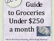Budgets and Coupons / by Cindy Dunn