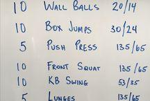 Progetti CrossFit