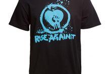 Official Rise Against Merchandise
