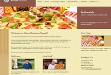 Website Deals for Food – Pizzerias / Professional Websites for Food – Pizzerias. Web Start Today helps you create a great impression on your prospects and customers with professional websites designed specifically for Food – Pizzerias. Our easy to use Website Builder allows you to build a well-constructed, effective online presence in no time at all. / by Web Start Today, Inc.