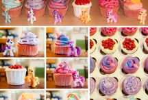 For my little girl Rainbow dash thingies