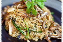 Veggies: Kang Kung (Indonesian Spinach)