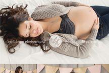 Schwangerschaftsaufnahmen