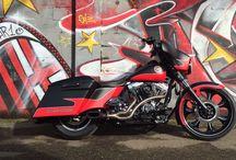 Street glide 2014 / Bagger