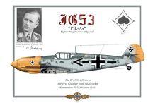 WWII. Pilots - Pilóták - Piloten