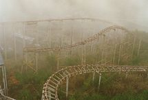Abandoned theme parks / by Angela Buckley