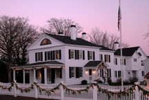 Christmas at the Inn / Love to decorate!