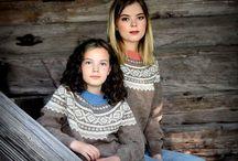 Mariusgensere / Mariusgensere strikket av meg