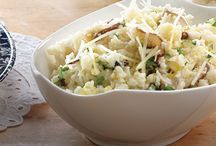 Healthy Cauliflower Recipes / Cauliflower recipes are great side dishes and pack a nutritional punch.