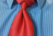 Mit Krawatten