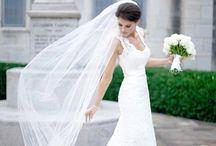 Wedding Dress / Simple Wedding Dress
