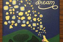 Paint Disney EASY