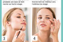 Maquillage simple / nude / Tutos et idées de make-up simples et nudes