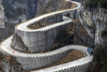 Travel & Places / long and winding roads
