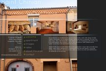 Saint Chinian Holiday Apartment / Details about our holiday apartment