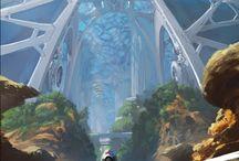 Futurisme / Sci-fi